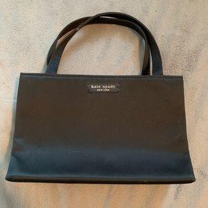 Kate Spade Black Mini Handbag EUC